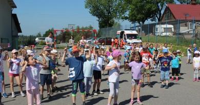 """Bieg przedszkolaków """"Sprintem do Maratonu"""""""