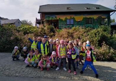 Wycieczka do Gospodarstwa Agroturystycznego w Gruszowie – Smerfy
