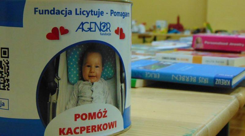 """""""Gwiazdkowe Granie dla Kacperka"""" – Koncert charytatywny"""